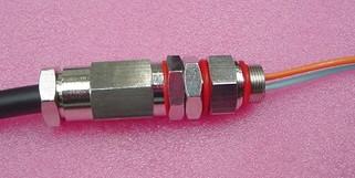 waterproof fiber optic cable