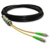 waterproof fiber cable
